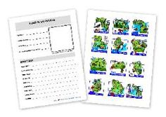 Free geography printables to use for homeschool or classroom. Flag, map and country printables including Lesson plans and ideas for teaching as well as notebooking pages for flags and also country maps as well as book recommendations and links/resources. Teaching Skills, Learning Tools, Preschool Learning, Classroom Activities, Teaching Resources, Teaching Ideas, Classroom Ideas, Hands On Geography, Geography Lessons