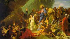 The Resurrection of Lazarus, Jean Jouvenet