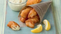 Craving for fish and chips? You don't need to order it from your favorite restaurant anymore! Try making it at home and your family will love it, too.