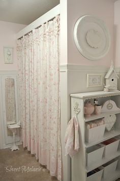Years ago, we added a ledge to our bathroom window. I loved it until we started to bump our heads on it when we sat on the stool. Then I ...