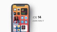 Vyšla štvrtá beta pre iOS 14 aiPadOS 14