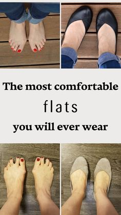 Bunions, wide feet, hammertoes, problem feet - here are the flats for you. Handcrafted from the most luxurious leathers, these flats are designed for problem feet. Handcrafted in Portugal. Best Work Shoes, Black Work Shoes, Best Flip Flops, Flip Flop Shoes, Bunion Shoes, Comfortable Work Shoes, Wide Shoes, Beach Shoes, Vogue