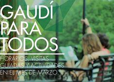 Gaudí para todos - Turismo de Cantabria - Portal Oficial de Turismo de Cantabria - #Cantabria #Spain