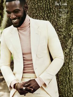 Kofi Siriboe: InStyle November 2016 Billy Ballard http://www.99wtf.net/category/men/mens-fasion/