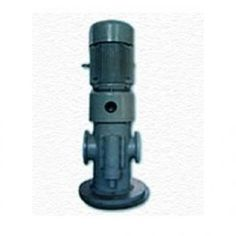 3GL New Zealand  type screw pump (vertical) solid particles, non-corrosive, with lubrication performance media