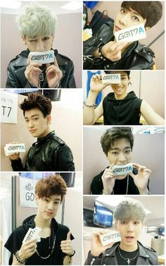GOT7... Thank you for your support! Love it!