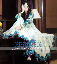 Colorant Froyo, Product code: DR5906, by www.dressrepublic.com - Keywords: Ruby Shakeel EID Collection, Shaista Wahidi Dress, Shaista Wahidi Morning Show Dresses