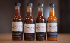 Welcome - Mandy's Mood Foods - Not for the Faint of Heart - Hot Sauce
