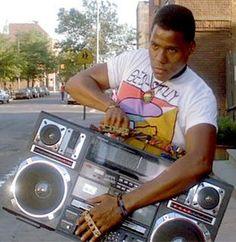 Radio Raheem. Do The Right Thing (1989)