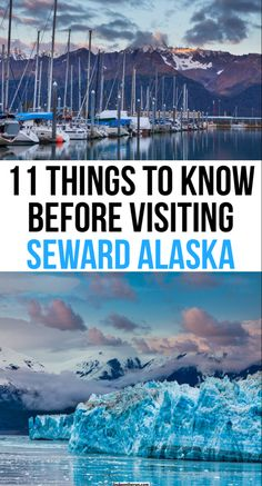 Traveling to Alaska & planning to explore Seward? Here are 11 things to know before visiting Seward Alaska| Things to do when visiting Seward AK| Seward Alaska #alaska #usa #travel Travel Articles, Travel Advice, Travel Tips, Seward Alaska, Alaska Usa, Usa Places To Visit, Visit Usa, Usa Travel Guide, Travel Usa