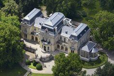 Tóalmás, Andrássy kastély