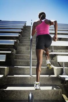 How to Train for a Stair Climbing Event