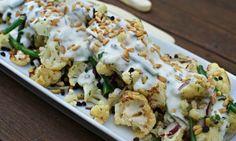 طريقة عمل طبق مقبلات القرنبيط: أكلة لبنانية