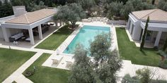 This garden level attractive villa is the smaller of the 3 villas located in the beautiful Evia resort in Chalkida. Villa Emma is a charming property for 2 guests, with one master king size bedroom and en suite bathroom with shower, a very elegant li...