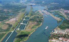The expansion of the Panama Canal might have faced another roadblock after 6,000 construction workers demanded they receive an eight percent pay raise. Description from maritime-executive.com. I searched for this on bing.com/images