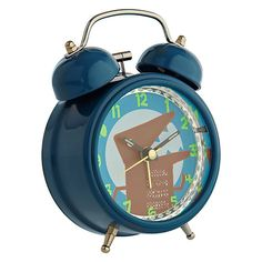 Buy little home at John Lewis Dino Was Here Alarm Clock Online at johnlewis.com