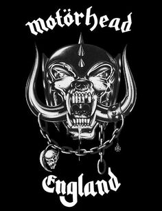 """Motorhead - """"Overkill"""" and """"Ace of Spades."""" They're my go-to band when I tell someone I like somebody kind of embarrassing, like Abba.""""but I like Motorhead, too!' And that makes it OK."""