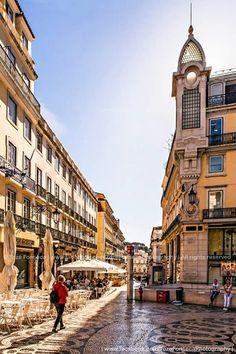 Chiado, Lisboa - Portugal