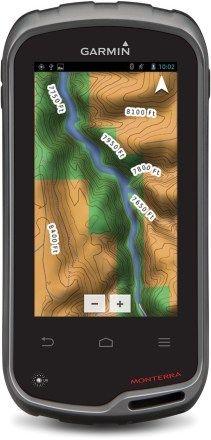 Garmin Monterra GPS with TOPO U.S. -- Possible Giveaway b48d2978821cd