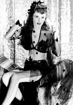 <3 <3 Barbara Stanwyck. Can never go wrong with one of her movies. Grew up in poverty and homeless, she was so driven she became THE highest paid woman during the height of her career.