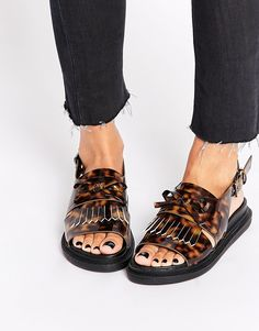 #Pocahontas inspired shoes.  For the Mum who needs support, but looking for style without the sore feet after hours of walking!  I know you hear me LOL!  ASOS FANYA Fringe Sandals