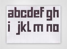 Modernline San-Serif Typeface on Behance