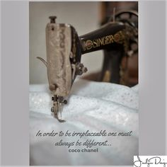 Fashion changes but style endures... #cocochanel  http://www.jonilynndesigns.com