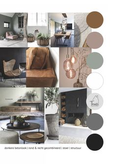 Room Colors, House Colors, My Living Room, Living Room Decor, Interior Design Presentation, Interior Design Boards, Paint Colors For Home, Living Room Designs, House Design