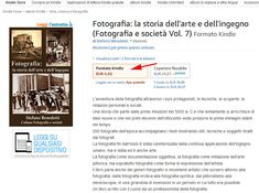 Per tutto il mese di Ottobre, #Fotografia: la #storia dell'arte e dell'ingegno a soli 4,82€-Tutto a colori-#Amazon https://www.amazon.it/Fotografia-storia-dellarte-dellingegno-societ%C3%A0-ebook/dp/B01FKJ8WVO/ref=tmm_kin_swatch_0?_encoding=UTF8&qid=&sr=