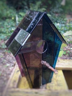 """Patchwork - Birdhouse"""