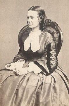 1860s Gorgeous Woman in Very Fine Dress by Shew San Francisco CDV | eBay