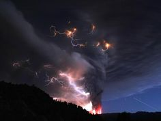 Chilean Volcano Jun 11