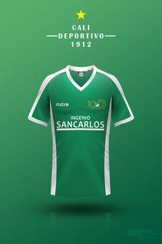 Deportivo Cali - 100 Años Soccer, Stars, Sports, Futbol, European Football, European Soccer, Football, Soccer Ball
