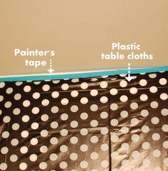 A Pop of Pretty: Canadian Decorating Blog - http://apopofpretty.com/how-to-make-a-diy-photo-booth/