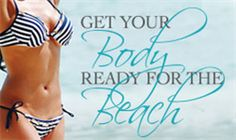 Find Your Real Beauty Event | Get Your Body Ready for the Beach • The Lake Country Mom