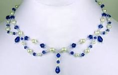 Image result for free downloadable patterns for bead necklace