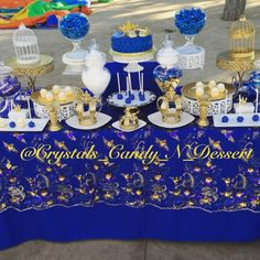 Royal Prince Candy & Dessert Buffet!