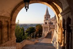 29 Places That Prove Budapest Is The Most Stunning City In Europe : Halászbástya (Fisherman's Bastion) Places Around The World, The Places Youll Go, Places To See, Around The Worlds, Cities In Europe, Central Europe, Capital Of Hungary, Budapest Travel, Most Beautiful Cities