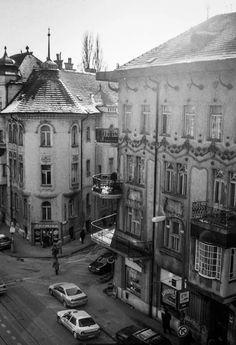 Fotka Bratislava, Nostalgia, Times, Black And White, History, Black White, Blanco Y Negro, Black N White