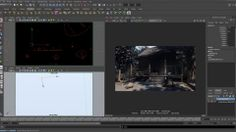 Maya - The Cabin: Day Lighting Tutorial on Vimeo