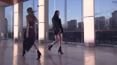 Anthony Vaccarello | Fall Winter 2015/2016 Full Fashion Show | Exclusive - YouTube