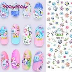 DS218 Colorful Flower Blossom Floral Nail Art Stickers Wa... https://www.amazon.com/dp/B06XX6FTRD/ref=cm_sw_r_pi_dp_x_F7w3ybT8NBEBA