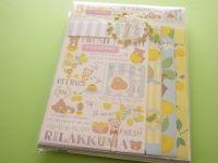 Kawaii Cute Letter Set San-x *Rilakkuma (LH 51301)