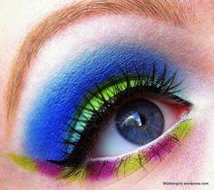 Vibrant Cool Palette - GlitterGirlC