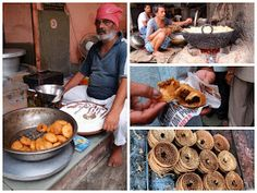 Food tales to soothe your mind and body: PINK CITY WALKING TOUR