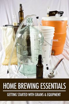 Home brewing beer diy - hausbrauen bier diy - brassage maison bière br. - Home brewing beer diy – hausbrauen bier diy – brassage maison bière br… – - Beer Brewing Process, Beer Brewing Kits, Brewing Recipes, Homebrew Recipes, Beer Recipes, Beer Kits, Home Brew Beer Kit, Make Beer At Home, Brew Your Own Beer