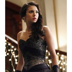 [PICS] The Vampire Diaries 3x14 -- Dangerous Liasons ❤ liked on Polyvore