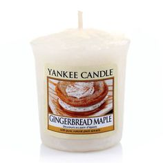 Bougie Yankee Candle - Gingerbread Maple - votive
