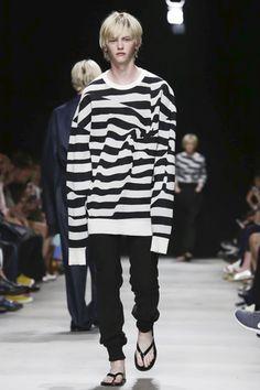Juun J. Menswear Spring Summer 2016 Paris - NOWFASHION