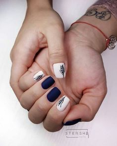 Must Try Nail Designs for Short Nails Short Acrylic Nails; Chic and fun Nails; Cute Nail Art Designs, Short Nail Designs, Gel Nail Designs, Nails Design, Nail Polish Hacks, Polish Nails, Nails 2018, Super Nails, Trendy Nails